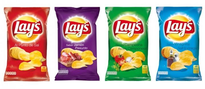 patatas fritas d bolsa