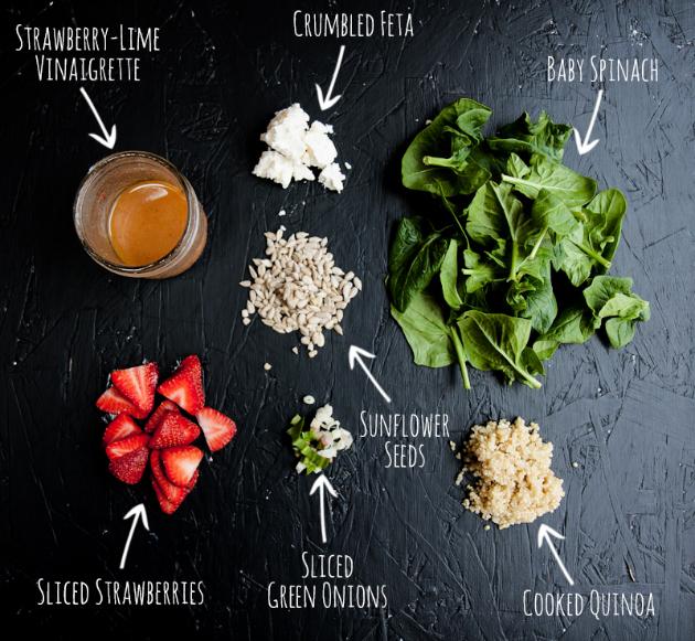 ensalada espinacas1