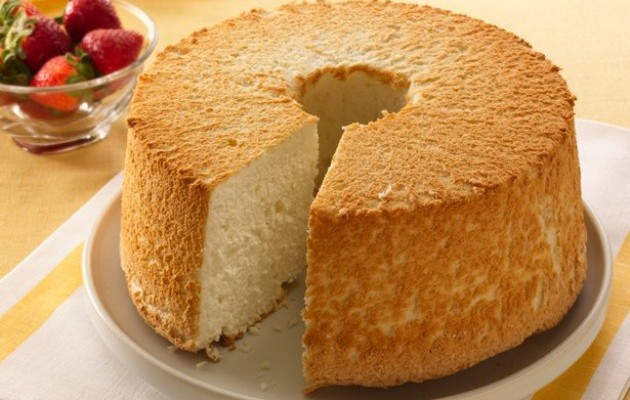 angel food cake pp