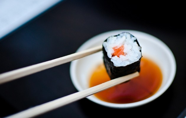 sushi palillo