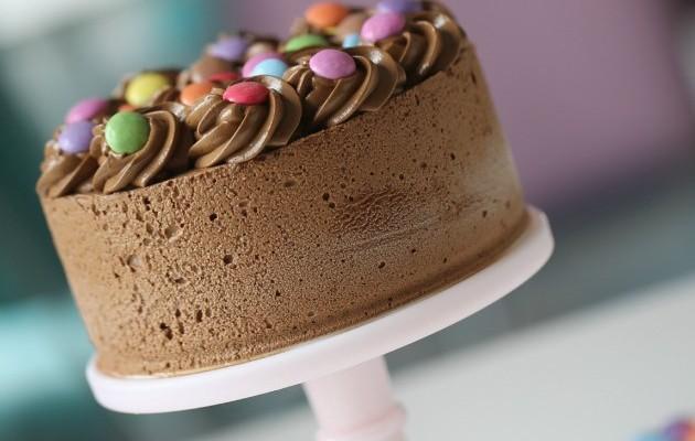 tarta chocolate celebracion