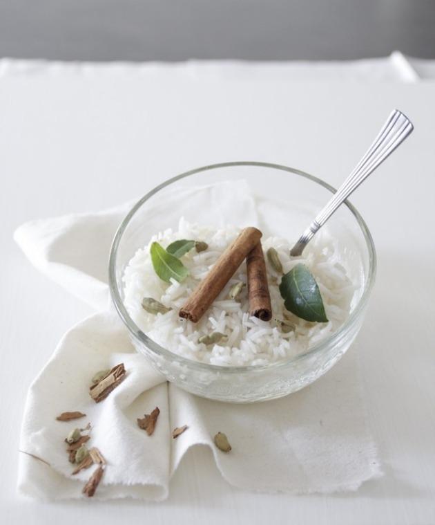 arroz basmati