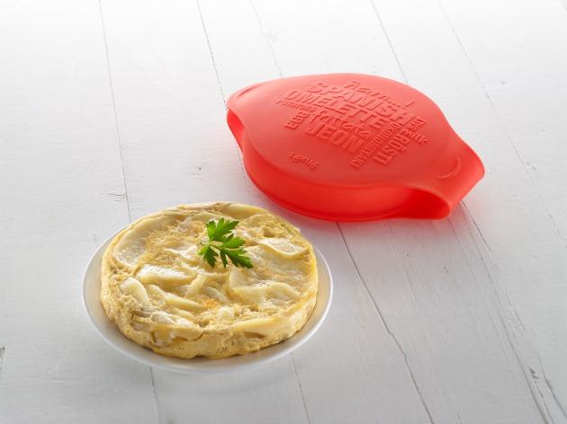spanish omelette silicona lekue