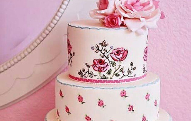 tarta rosas pp