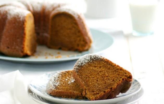bundt cake de calabaza pp
