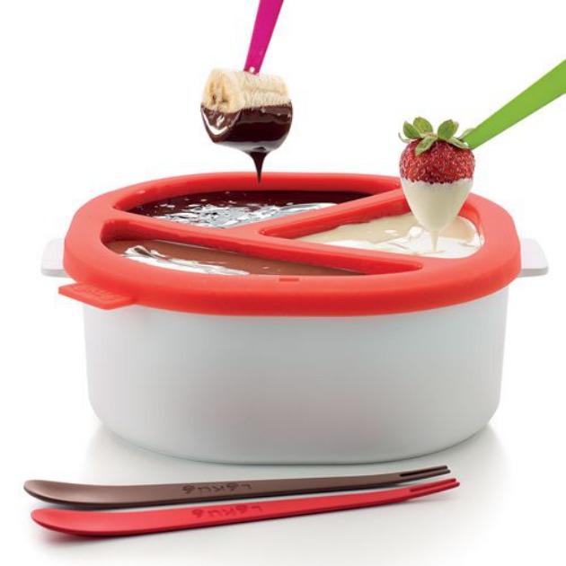 choco fondue fruta