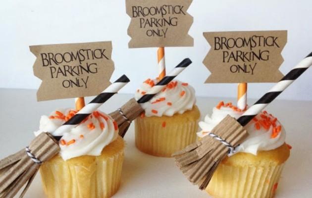 cupcakes halloween pp