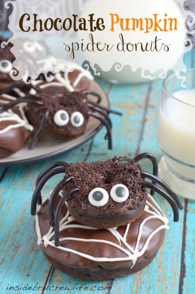 donuts araña