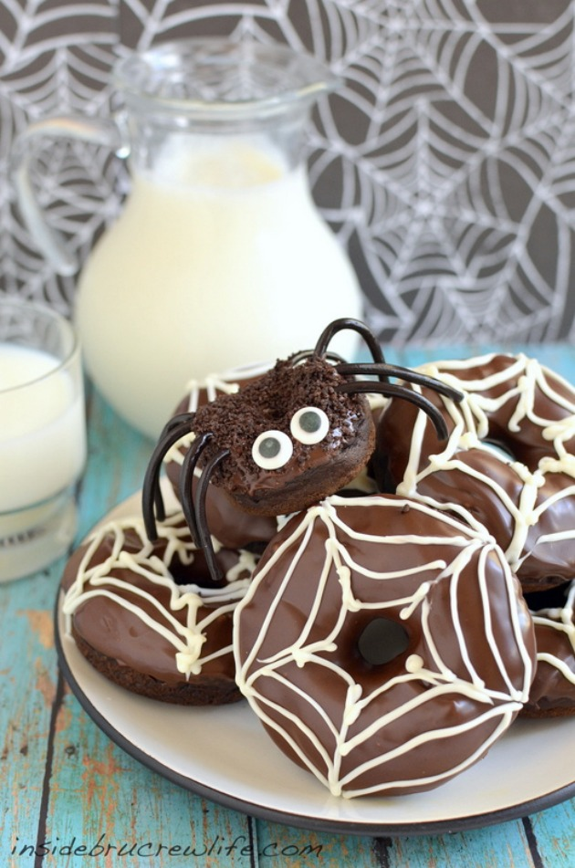 donuts araña1