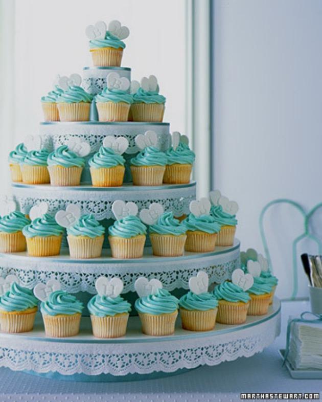 martha cupcakes