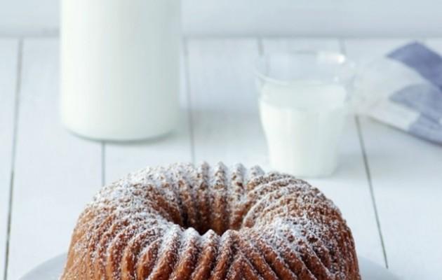 bundt cake de choco blanco