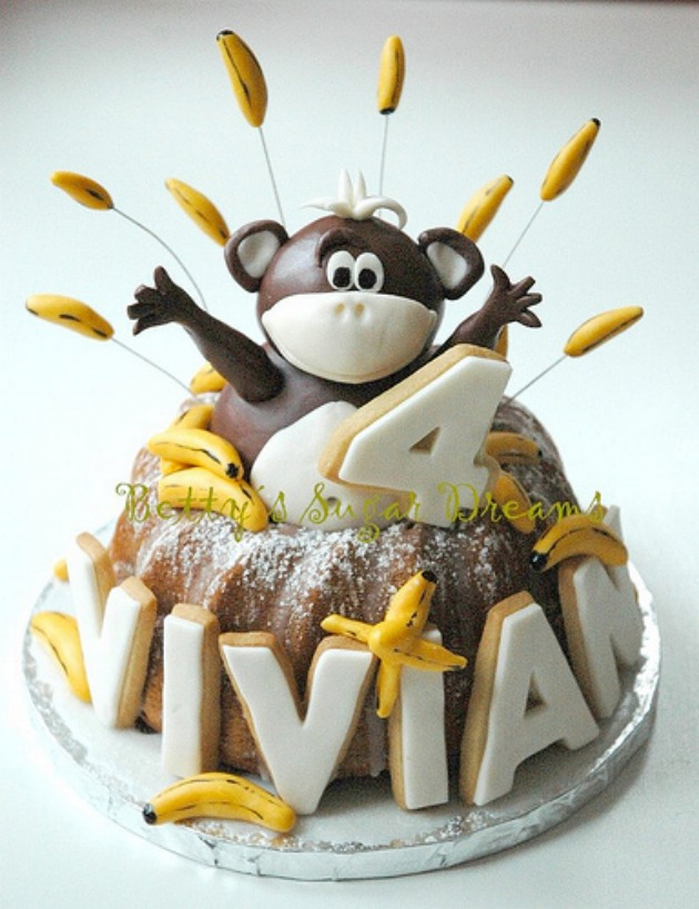bundt cake mono