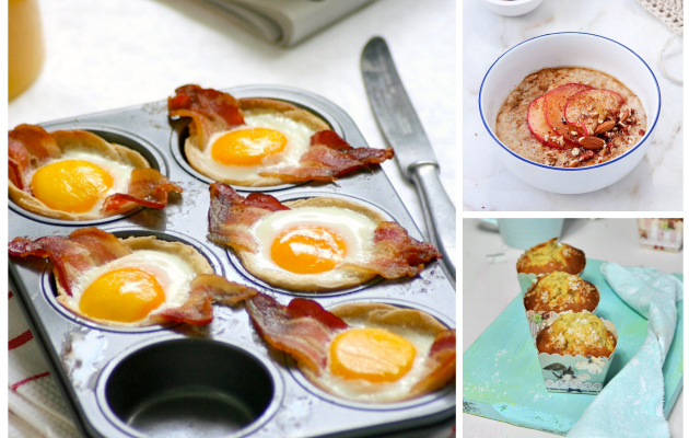 ppcollage desayuno fin de semana
