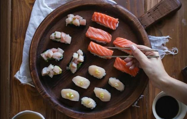 sushi tabla pp