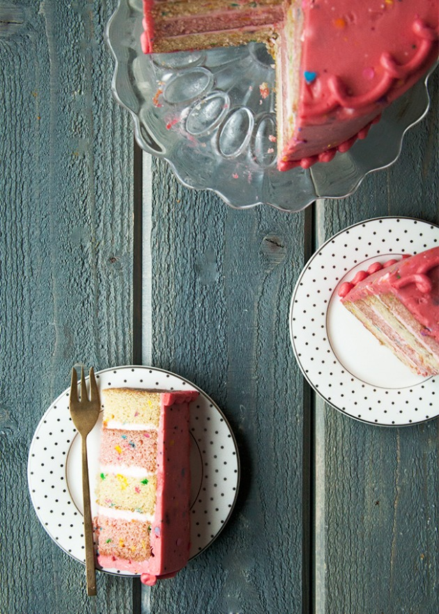 tarta fresas san valentin