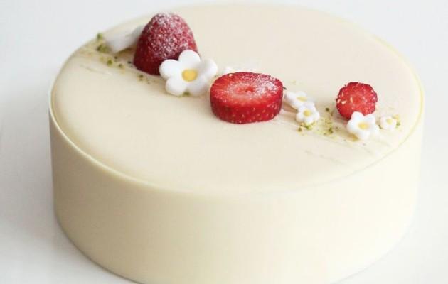 fresas tarta