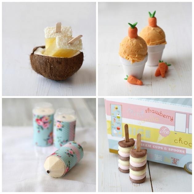 collage polos y helados