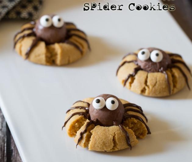 galletas araña halloween portada
