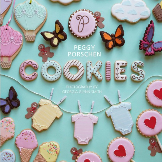 libro cookies peggy porschen