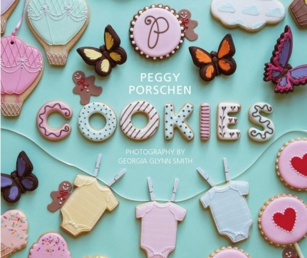 libro portada cookies peggy porschen