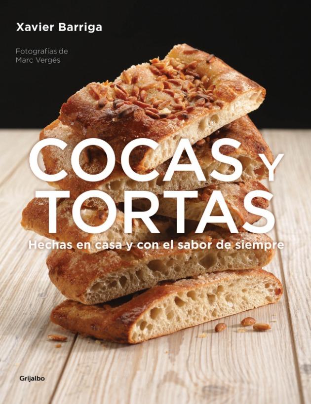 libro cocas y tortas
