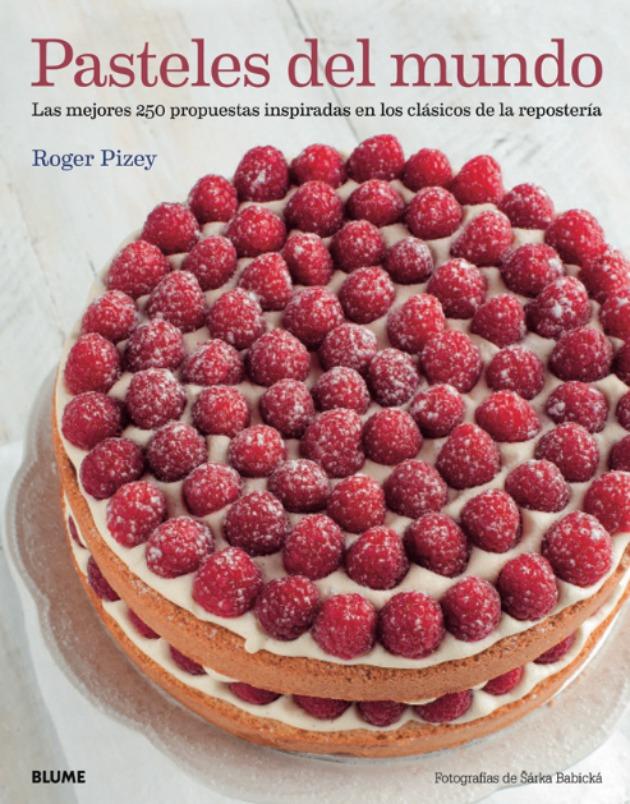 portada pasteles del mundo