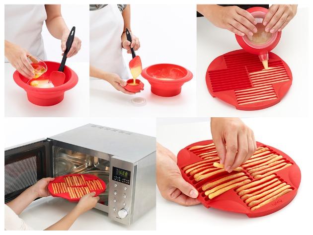 Los moldes de silicona pueden ir al microondas muebles de cocina - Silicona para microondas ...