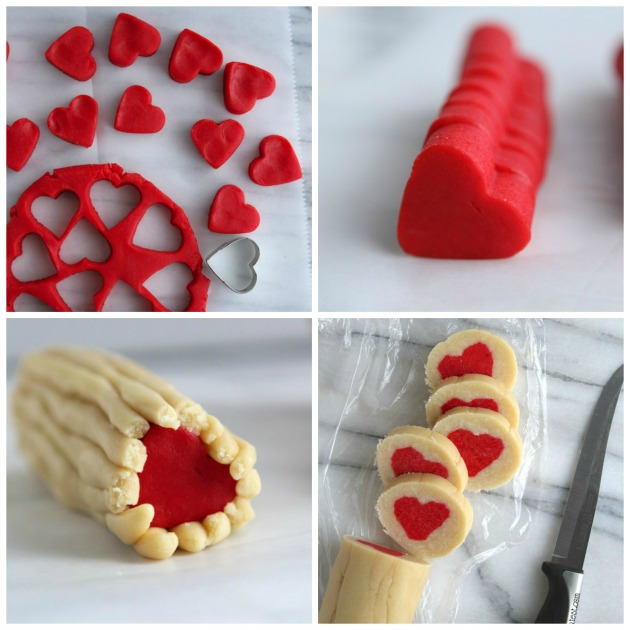 collage galletas san valentin