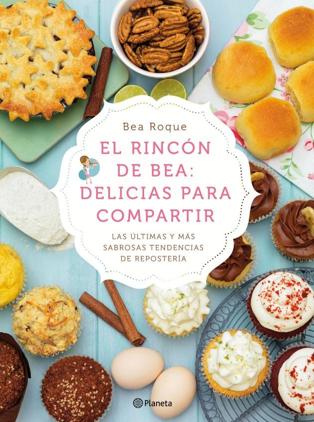 libro el rincon de bea delicias para compartir